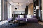Дизайн кухня с гостиной совмещенные – Дизайн гостиной, совмещенной с кухней: фото интерьеров, красивые идеи