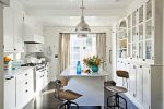 Дизайн квадратной кухни – Дизайн интерьера квадратной кухни: чем проще основа — тем больше вариантов | Домашние секреты