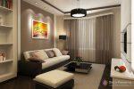 Дизайн квартир 1 комнатных