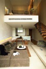 Дизайн квартир двухуровневых фото – Двухуровневые квартиры — особенности дизайна и планировки (40 фото): оформление интерьера и проект двухэтажной квартиры