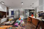 Дизайн квартира студия 50 кв м