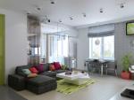Дизайн квартиры 53 м2 современный стиль – Дизайн двухкомнатных квартир фото современных идей. Дизайн проект двухкомнатной квартиры