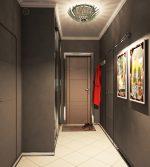 Дизайн квартиры для холостяка – Дизайн-проект квартиры для холостяка — запись пользователя Диана Пономарева(дизайн интерьера) (dp-interior) в сообществе Дизайн интерьера в категории Авторские проекты дизайнеров.(Посты не по теме будут удаляться!)