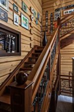 Дизайн лестницы на второй этаж в частном доме – виды маршей на второй этаж, изготовление своими руками и особенности установки, цвет и дизайн конструкций