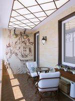 Дизайн лоджий и балконов – Дизайн интерьера балкона (25 фото): планировка, отделка и обстановка