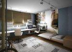 Дизайн молодежной комнаты для юноши – ДИЗАЙН КОМНАТЫ ДЛЯ ЮНОШИ, интерьер в комнате подростка, дизайн комнаты подростка, оформление комнаты для юноши