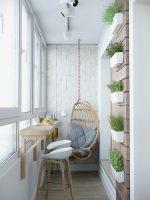 Дизайн небольшого балкона – Дизайн маленьких балконов — идеи и особенности, фото вариантов дизайна маленьких балконов, цена услуг и где заказать в Москве и СПб