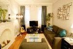 Дизайн небольшой гостиной в квартире – Дизайн интерьеров гостиных в небольших квартирах с фото и вариантами оформления
