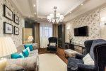 Дизайн однокомнатной квартиры 17 кв м – Дизайн гостиной комнаты 17 кв. м в панельном доме (40 фото): интерьер гостиной,элементы декора зала