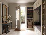 Дизайн прихожей в квадратной прихожей – оформление интерьера квадратного коридора в квартире и частном доме, красивые идеи дизайн-проекта 2018