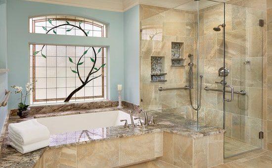Дизайн прямоугольной ванной – Большая ванная комната- дизайн и фото как ориентиры при проектировании интерьера