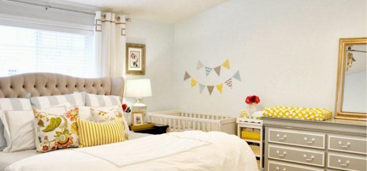 Дизайн совмещенной спальни с детской – Лучшее — детям: варианты оформления дизайна интерьера детской комнаты или интерьер спальни совмещенной с детской