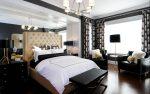 Дизайн спальни арт деко – Хорошая спальня в стиле арт деко, практичные рекомендации в оформлении
