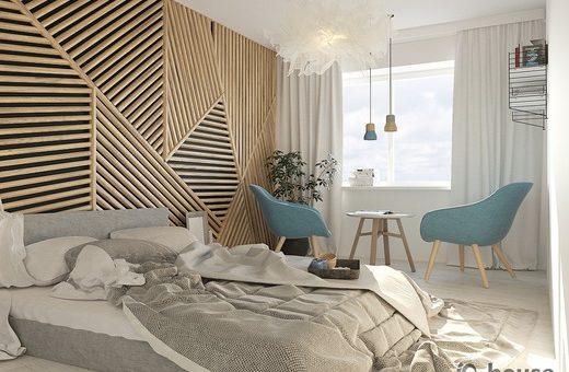 Дизайн спальни в скандинавском стиле фото – Интерьеры спальни в Скандинавском стиле — Дизайн интерьера спальни — MyHome.ru