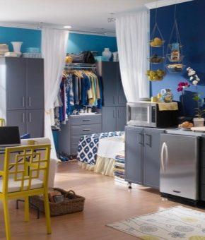 Дизайн студии прямоугольной – проект интерьера уютной гостиной комнаты, малогабаритной и прямоугольной с одним окном, лучшие идеи