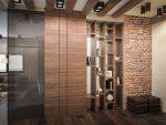 Дизайн в прихожей в стиле лофт – Прихожая в стиле лофт — как обустроить, идеи дизайна маленького коридора, со стеллажами в тч + фото
