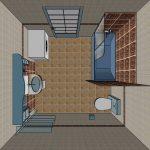 Дизайн ванная проект – Дизайн проект ванной комнаты. Как составить дизайн проект ванной комнаты. Дизайн проект ванной комнаты с душевой кабиной.