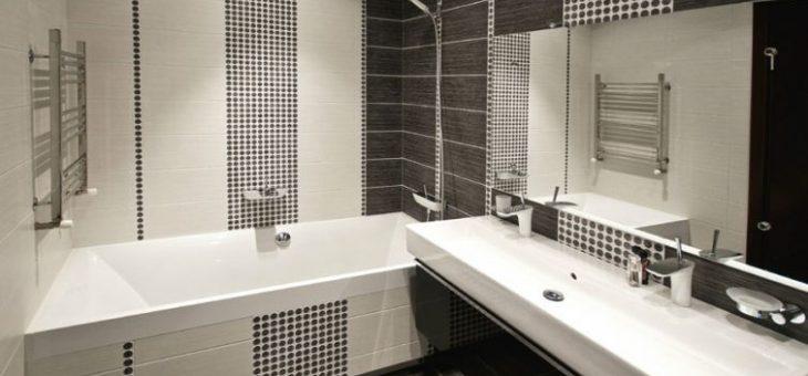 Дизайн ванной комнаты с белой плиткой – Белые ванные, ванная комната в белом цвете, ванная в белых тонах | Фото ремонта.ру