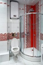 Дизайн ванной комнаты с душевой кабиной ванной и туалетом и – Дизайн маленького совмещенного санузла с душевой кабиной. Как оформляется душевая комната, дизайн решения