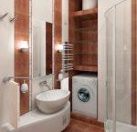 Дизайн ванной комнаты с панелями фото дизайн – Дизайн ванной комнаты маленького размера с душевой кабиной: стеклоблоки в интерьере