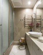 Дизайн ванной с туалетом и стиральной машиной – Дизайн маленькой ванной комнаты без туалета (16 фото), варианты интерьера малогабаритной ванной без туалета