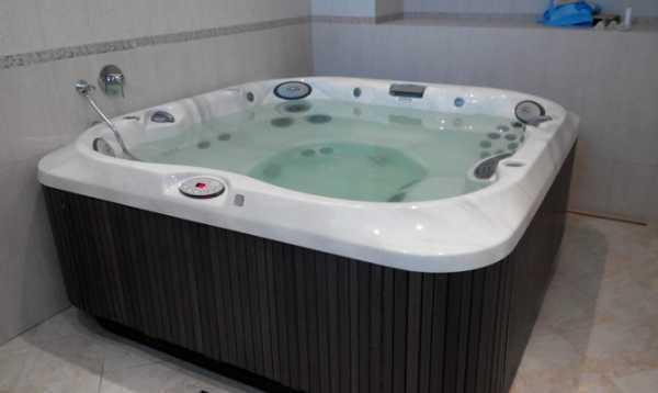 Дизайн ванны с джакузи – Дизайн маленькой ванной комнаты - 70 фото ... 5d9444a318c8b