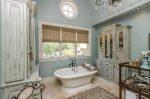 Дизайн ванны в стиле прованс фото