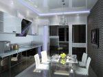 Дизайн хай тек квартиры – Стиль хайтек в интерьере — характеристики, варианты дизайна для спальни, гостиной, прихожей, детской комнаты, маленькой квартиры + фото