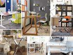 Дизайнерский офисный стол – 20 стильных офисных столов для домашнего компьютера: деревянные, металлические, стеклянные, акриловые