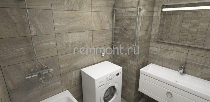 Дизайны ремонта ванной комнаты и туалета