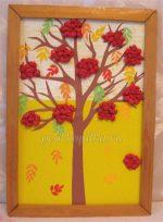 Для садика поделки из листьев – Осенние поделки своими руками из листьев для школы и детского сада: фото