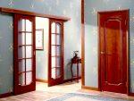 Двойная дверь в зал – межкомнатные двойные и двустворчатые конструкции для проходной комнаты с тремя дверями, размеры для гостиной