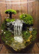 Флорариум в аквариуме своими руками – неповторимое украшение для дома, которое можно сделать своими руками / Домоседы