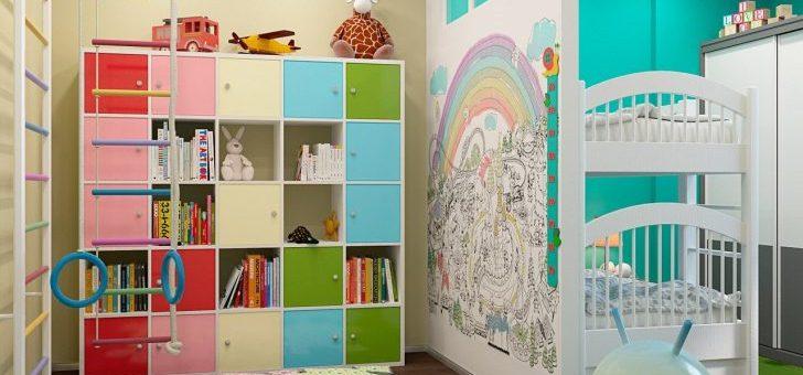 Фото детской комнаты маленькой – Детская мебель для маленькой комнаты: варианты для девочек, мальчиков, двоих деток. Зонирование