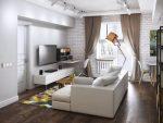 Фото дизайн 1 комнатной квартиры 30 кв м фото хрущевка – Дизайн однокомнатной хрущевки: создаем стильные апартаменты из скромного жилища (50 фото)