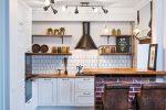 Фото дизайн недорогой кухни – Маленькая кухня — 110 фото красивого дизайна кухни не большого размера