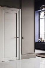 Фото двери в комнату – светлые и темные варианты для квартиры и для частного дома, реальные примеры и советы по выбору