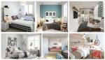 Фото интерьер спальни в скандинавском стиле – Спальня в скандинавском стиле: особенности интерьера, элементы декора, 66 фото идей дизайна