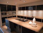 Фото из дерева кухня дизайн – Дизайн кухни — 150 фото лучших интерьеров кухни, современный проект своими руками