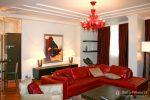 Фото комната в красных тонах фото – Красные гостиные, гостиная в красном цвете, гостиная в красных тонах | Фото ремонта.ру