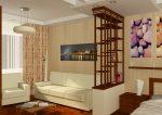 Фото комнатные перегородки – Перегородки в комнате, фото декоративных комнатных перегородок в однокомнатной квартире, как сделать зонирование своими руками
