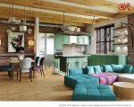 Фото квартиры лофт – Декор интерьера квартиры в стиле лофт. Оформление гостиной, кухни, детской в стиле лофт | Фото и эскизы интерьеров 2017 года | Фото дизайнов интерьера 2017