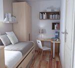 Фото маленькие детские комнаты – Детская мебель для маленькой комнаты: варианты для девочек, мальчиков, двоих деток. Зонирование