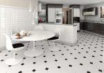 Фото пол на кухне