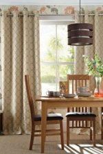 Фото шторы для спальни на люверсах – красивые модели на кольцах и люверсной ленте для кухни и спальни, как рассчитать ширину