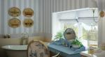 Фото шторы висюльки на кухню – Шторы своими руками, как сшить шторы (рольшторы, висюльки, римские) своими руками: фото и идеи