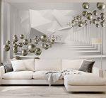 Фотообои в зале – Фотообои и фрески на стену купить интернет магазин студия изготовление на заказ