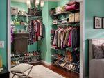 Гардеробная своими руками угловая – Как сделать гардеробную комнату своими руками в домашних условиях: полки, двери, хранение вещей