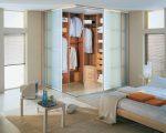 Гардеробная в спальне фото – угловая и встроенная, как сделать небольшой шкаф в комнате из гипсокартона, идеи в интерьере
