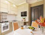 Где поставить холодильник на кухне 9 кв м – Дизайн кухни 9 кв.м фото современной угловой кухни 9 кв. м. с холодильником и диваном в панельном доме. Кухня с выходом на балкон